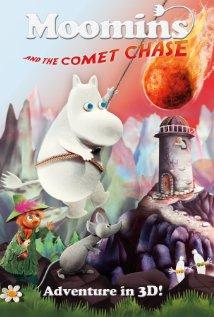 Mumintrollet och kometjakten