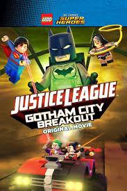 Lego DC Comics Superheroes: Justice League – Gotham City Breakout