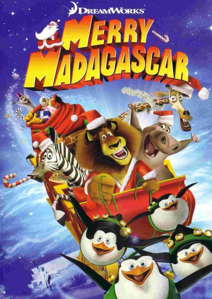 God Jul, Madagaskar (Merry Madagascar)