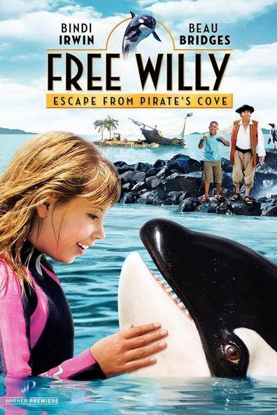 Rädda Willy 4