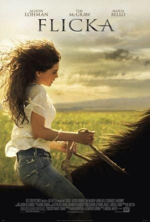 Flicka – Den bruna mustangen (Flicka)