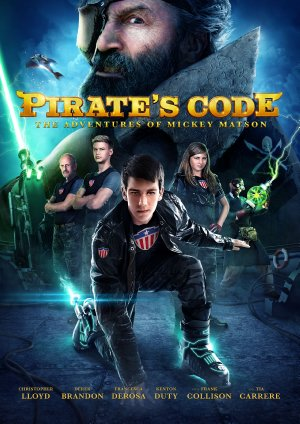 Pirates Code: The Adventures of Mickey Matson