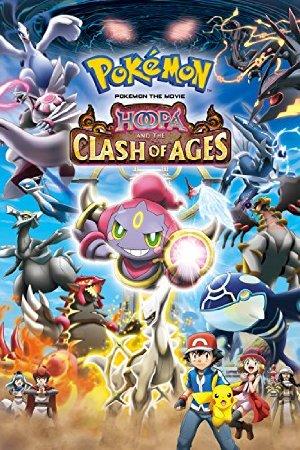 Pokémon the Movie: Hoopa och tidernas tecken