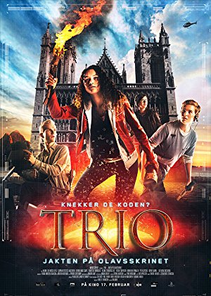 Trio – Jakten på Olavsskrinet