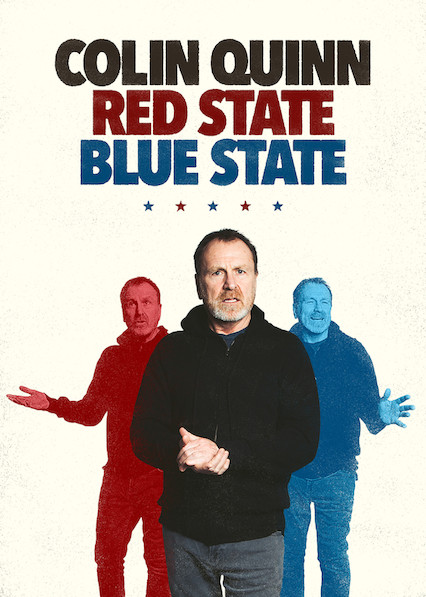 Colin Quinn: Red State Blue State